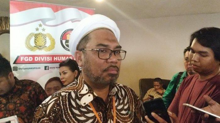 MENANGIS di MATA NAJWA Tadi Malam, Ali Ngabalin Blak-blakan Cerita Edhy Prabowo Ditangkap KPK