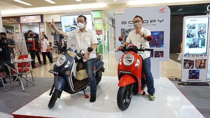 All New Honda Scoopy, MPM Honda Jatim Bagikan Voucher Belanja Jutaan Rupiah