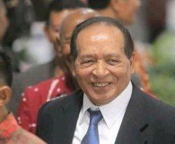 Ketua Dewan Pertimbangan Golkar NTT, Felix J. Pullu Meninggal Dunia