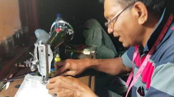 Safrudin Tonu, Penjahit Masker Kain Pertama di Kota Kupang Meninggal Dunia