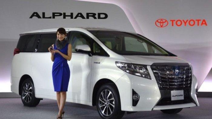 Daftar Harga Mobil Bekas Toyota Alphard Periode April 2021, Mobil Seken Seri High MPV