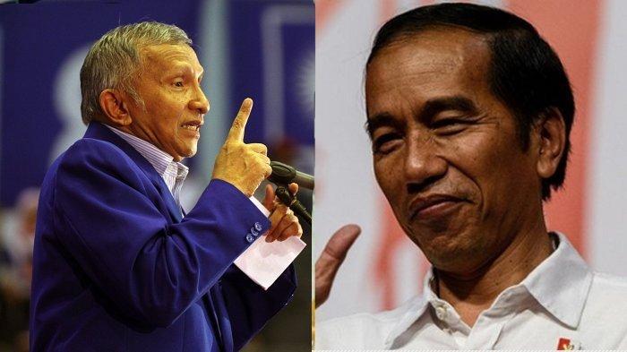 MENGEJUTKAN, Amien Rais Kehabisan Kata-Kata Saat Temui Presiden Jokowi, Lho Kok Bisa? Tak Biasanya!