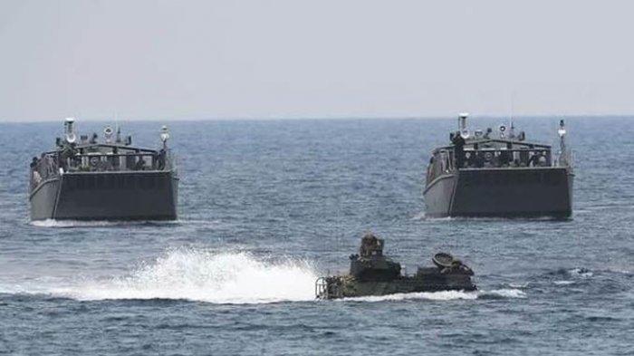 Filipina Melunak Soal Laut China Selatan, Respon China Bikin Syok Bukannya Balas Malah Lakukan Ini