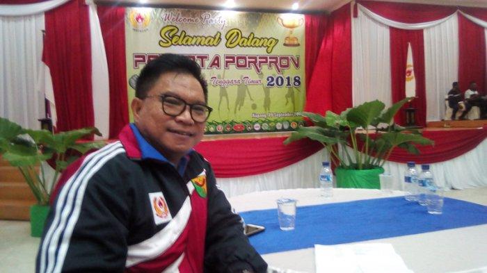 NEWS ANALISIS Dr Andre Koreh Ketua KONI NTT: Mengerti Manajemen