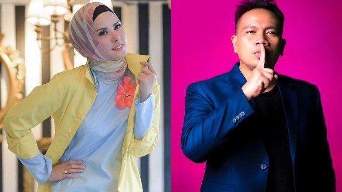 Mantan Istri Vicky Prasetyo Difitnah, Angel Lelga Ungkap Mungkin dengan Fitnah dapat Rejeki