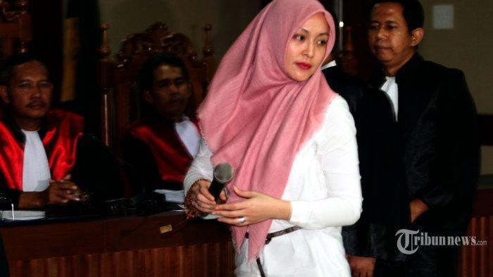 Nasib Angelina Sondakh Hukuman 4 Tahun Jadi 12 Tahun Suami Meninggal Tinggalkan Balita, Kapan Bebas?