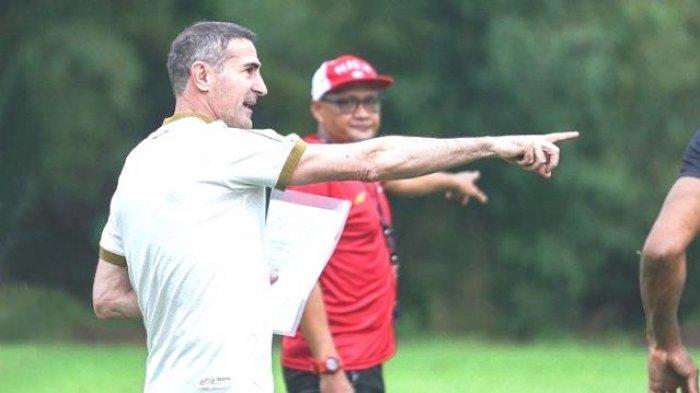 Arema FC Waspadai Taktik Pelatih Persija, Pernah Main di Juventus dan Kompatriot Antonio Conte