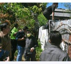 Anggota DPRD Kota Kupang, Yuven Tukung Akui Panjat Tembok Demi Cek Lampu Jalan