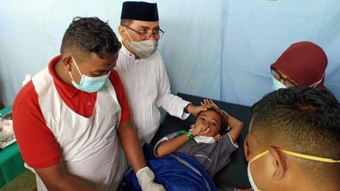 Anggota DPRD NTT Mohammad Ansor Gelar Khitanan Massal bagi Warga Kurang Mampu