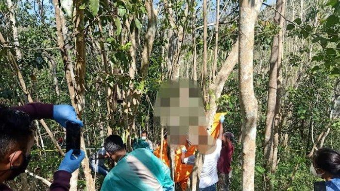 Warga Desa Uluwae Ngada Ditemukan Meninggal Gantung Diri di Pohon Kemiri