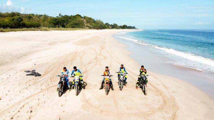 TRIBUN WIKKI : Pantai Bondei Manggarai Timur Tawarkan Pantai Berpasir Putih