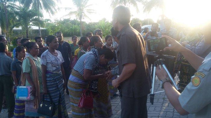 18 Anggota Poktan dari Perbatasan RI-RDTL 5 Hari Jadi Tamu Istimewa di BBPP Kupang