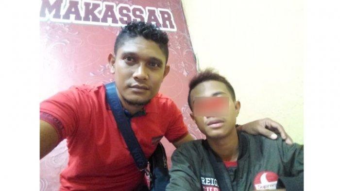 Curi Motor di Bola, Minus Kabur ke Makassar