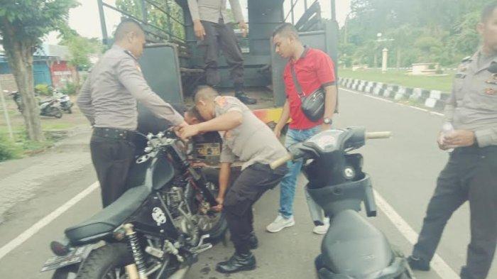 Akhirnya Polisi  Cokok Kebutan-Kebutan di Jalan  El Tari