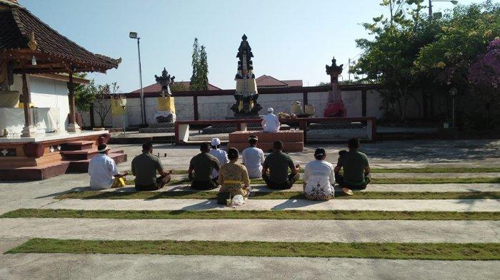 Kodim Sumba Timur Gelar Doa Bersama Untuk Korban Gempa NTB dan Sulteng