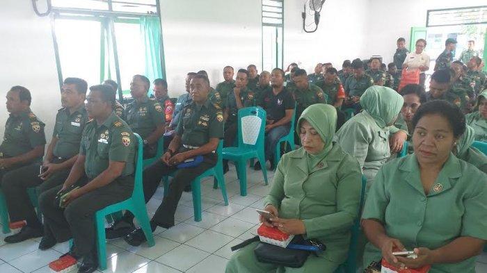 Anggota TNI Di Ende Dingatkan Bahaya Komunis