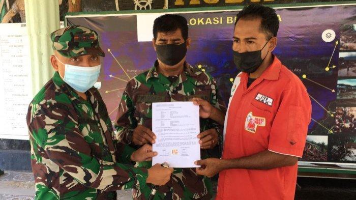 Anggotanya Lakukan Tindakan Tidak Terpuji dan Viral di Media Sosial, Dandim Sikka Angkat Bicara