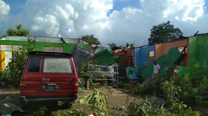 BMKG Ingatkan Puting Beliung Masih Berpotensi Terjadi di Wilayah Nusa Tenggara Timur