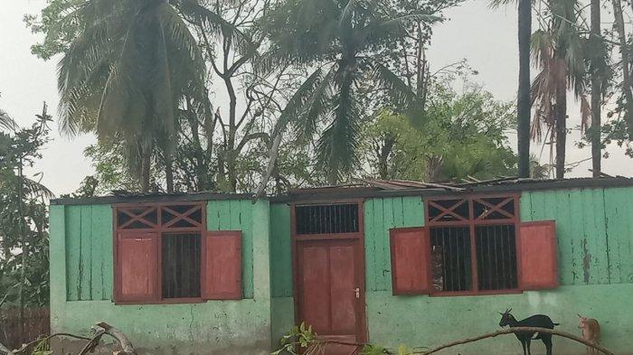 Bupati Stef Bria Seran Marah Kalau Korban Bencana  Puting Beliung Diberi Periuk, Ini Penyebabnya