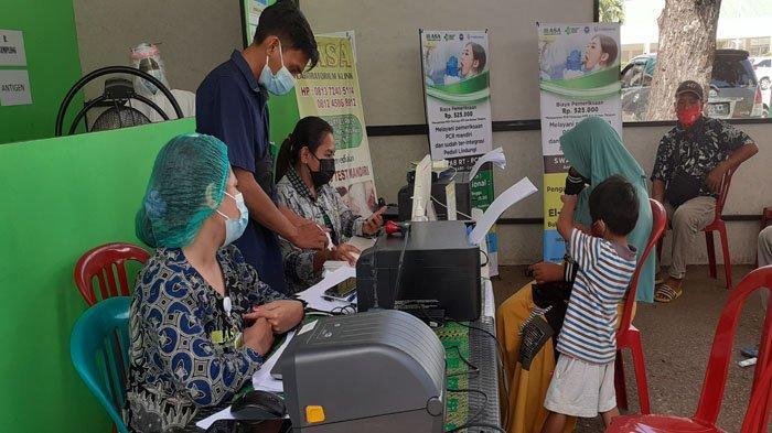 Arif Senang Test PCR di El Tari, Angkasa Pura Permudah Penumpang Pesawat