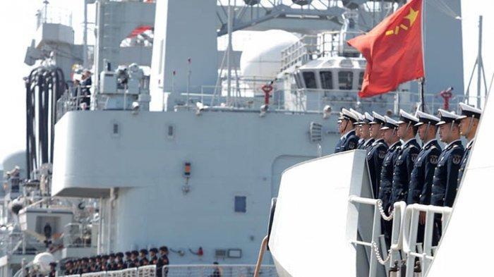 Perang Besar Bisa Dimulai, Kapal Perang China dan AS Adu Kuat di Laut China Selatan, RI Berdampak