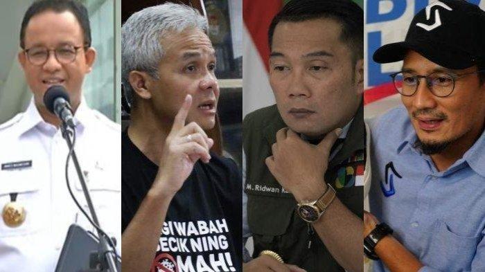 Tiga Gubernur Ini Depak Prabowo di Survei Elektabilitas, Pamor Menhan Melorot di Bawah Sandiaga Uno