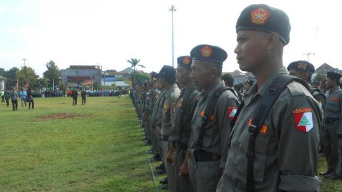 Tunaikan Nazar Jokowi-Maruf Amin Menang Pilpres, Banser Jalan Kaki 15 Hari, Tagih Amien Rais