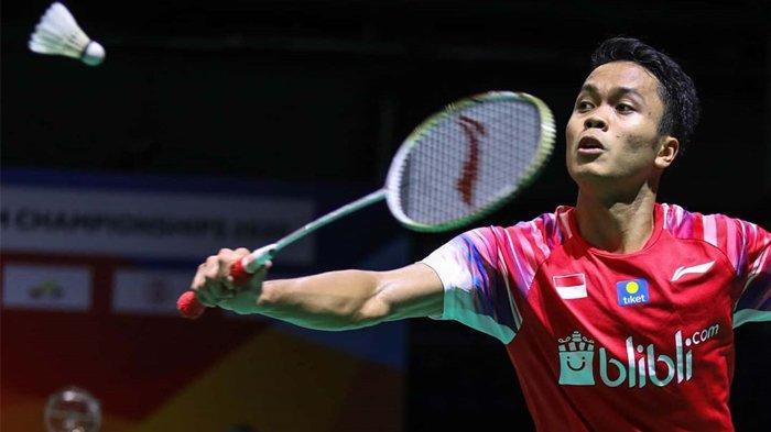 Siaran Langsung Badminton Ginting Vs Chen Long Hari Ini Minggu 1 Agustus, Ini Link Live Streamingnya