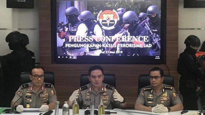 Antisipasi Teroris Manfaatkan Situasi, Polri Imbau Masyarakat Tak Turun ke Jalan pada 22 Mei 2019
