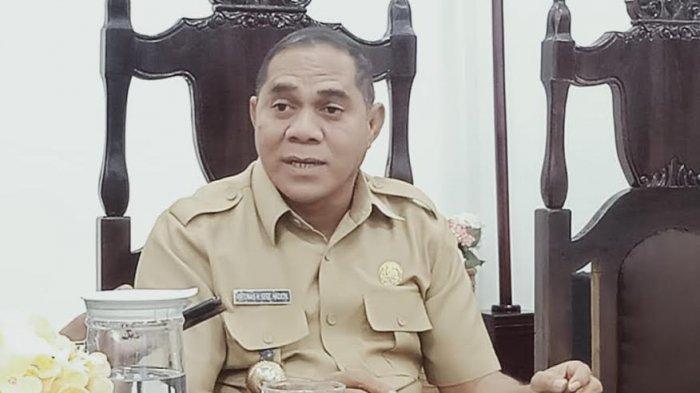 Bupati Flores Timur Anton Hubertus Gege Hadjon Luncurkan Program Selamatkan Anak Muda