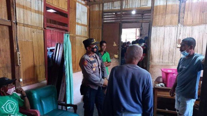 Pria asal Koting-Sikka Ditemukan Merenggang Nyawa di Dalam Rumahnya