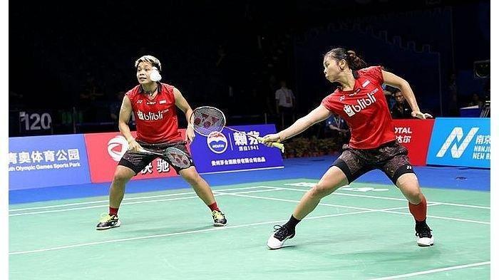 Siaran Langsung Badminton Olimpiade Tokyo 2020, Greysia/Apriyani Lawan Duo Terbaik Tuan Rumah