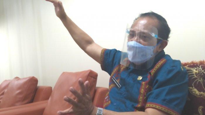 Update Covid-19 NTT : 516 Orang Positif, 185 Orang Sembuh