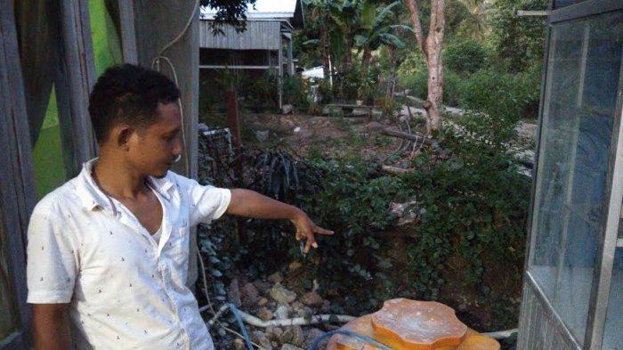 Debit Air Kecil, Warga Labuan Bajo Tanam Bak Penampung Dalam Tanah