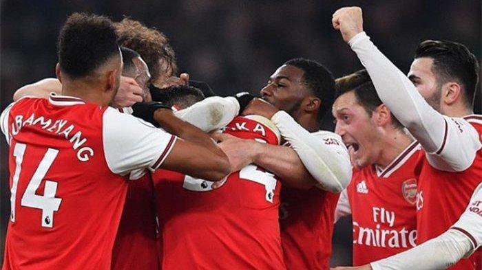 Live Streaming Piala FA, Arsenal vs Newcastle United, Langkah Perdana Juara Bertahan, Live RCTI+