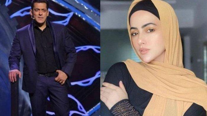 Artis India Sana Khan Pindah Agama, Lawan Main Salman Khan Ini Mundur dari Dunia Hiburan Bollywood