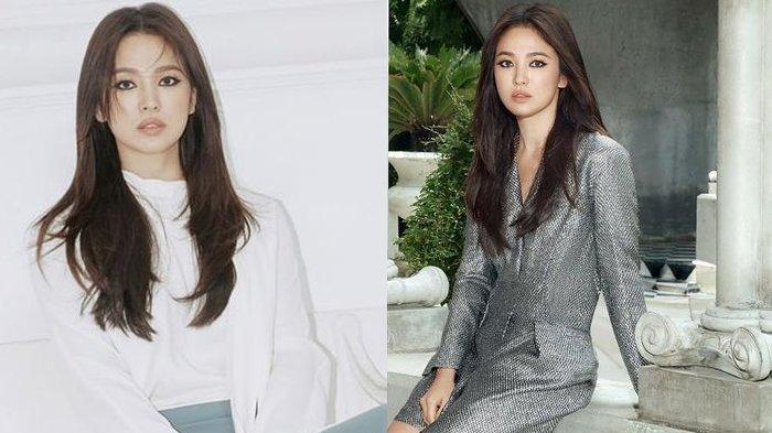 HEBOH! Bintang Drakor Song Hye Kyo dan Hyun Bin Dikabarkan CLBK, Inisial Kalung Ini Jadi Buktinya