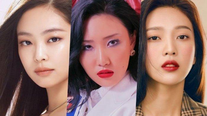 Jennie BLACKPINK  Puncaki Reputasi Brand Member Girl Group,  Kalahkan Joy Red Velvet's & Taeyeon