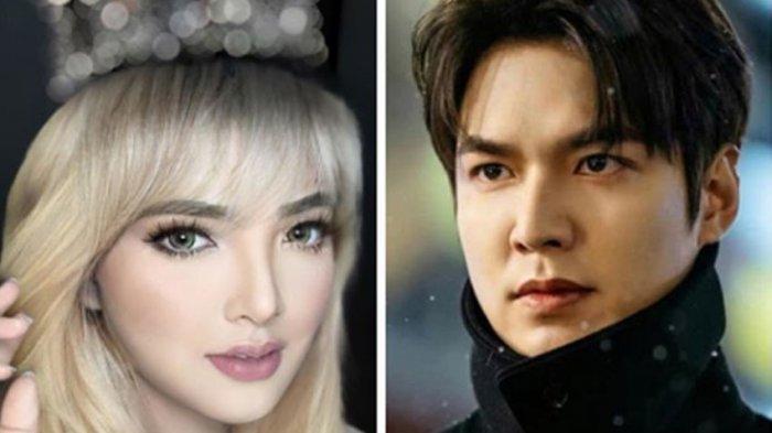 Ashanty Pasang Foto Lee Min Ho Singgung Hyun Bin Istri Anang Hermansyah Disebut Mirip Lisa BLACKPINK
