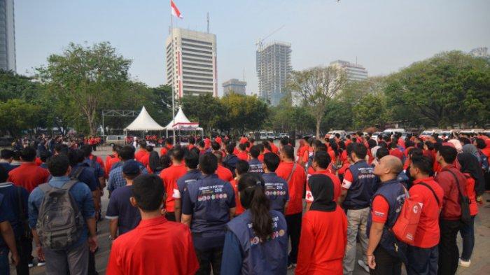1.805 Tenaga Kesehatan Dikerahkan Selama Asian Games