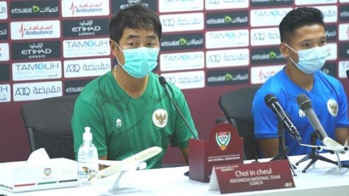 Perolehan Prestasi Minor di Dubai, Choi In-cheul Yakin Timnas Indonesia Bisa Lebih Baik Kedepannya