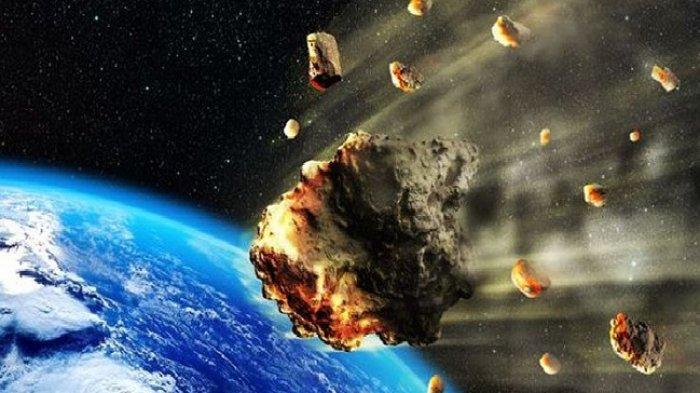 Besok, Asteroid Sebesar Lapangan Sepak Bola Diprediksi Melintas Dekat Bumi, Dampaknya Terhadap Bumi?