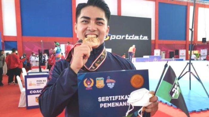 Jabar Makin Nyaman di Puncak Klasemen PON XX Papua, Ivan Taher Sabet Medali Emas Pertama Karate,