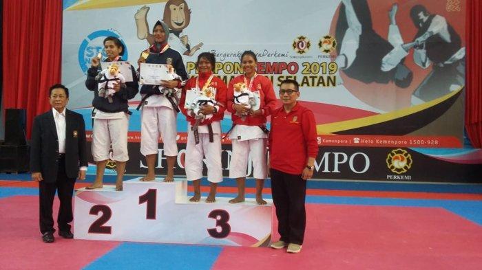 Atlet Kempo Manggarai Barat Lolos ke PON Papua