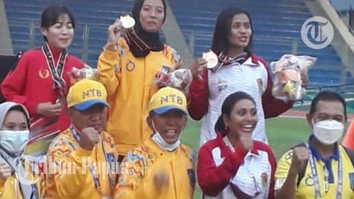 Info Sport : Atlet NTT di PON XX Papua Merebut 5 Emas, 10 Perak dan 9 Perunggu