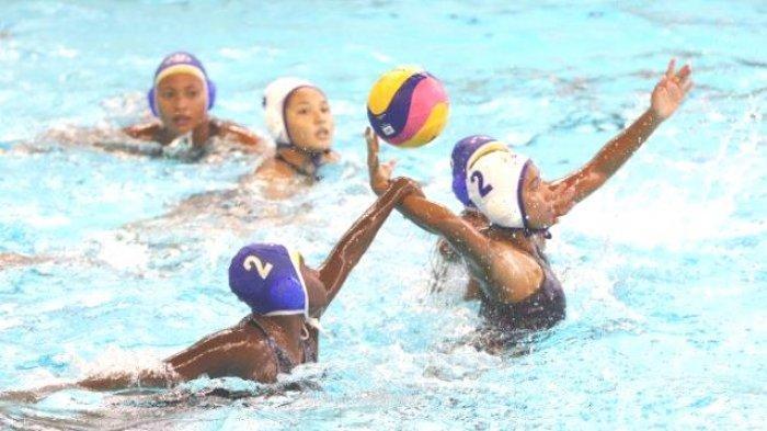 Info Sport PON XX Papua, Kandaskan Tuan Rumah Papua, Tim Polo Air Jawa Barat Optimis Sabet  Emas