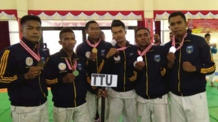 Atlet Kabupaten TTU Senang Mendapat Perhatian Bupati