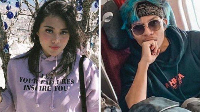 Aurel Hermansyah Keceplosan Berantem dengan Atta Halilintar Reaksi Ashanty & Luna Maya Sampai Begini