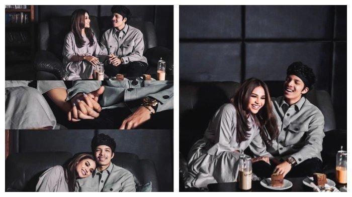 Atta Halilintar dan Aurel Hermansyah umumkan akan tanggal pernikahannya, Jumat (12/2/2021)