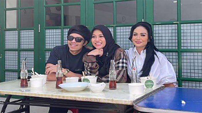Istri Ata Halilintar, Aurel Hermansyah Ngidam Pastel Jawa Timur, Ini Reaksi Krisdayanti